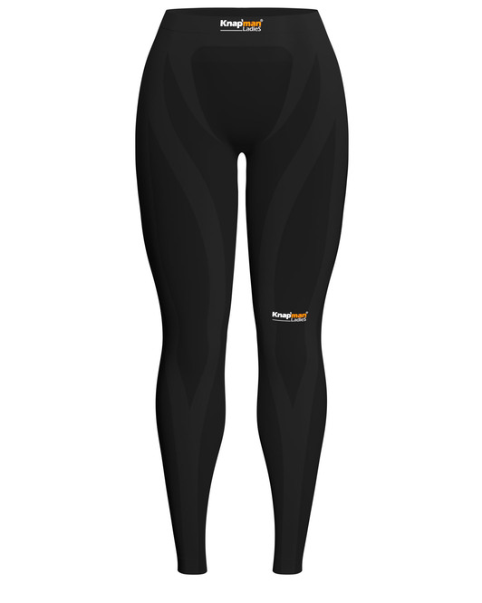 Knap'man Ladies Zoned Compression Pants Long 45%